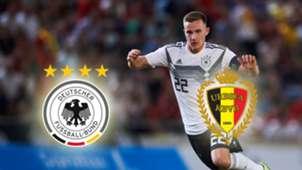 Rückschlag für Deutschlands U21: Kuntz-Team verliert gegen Belgien