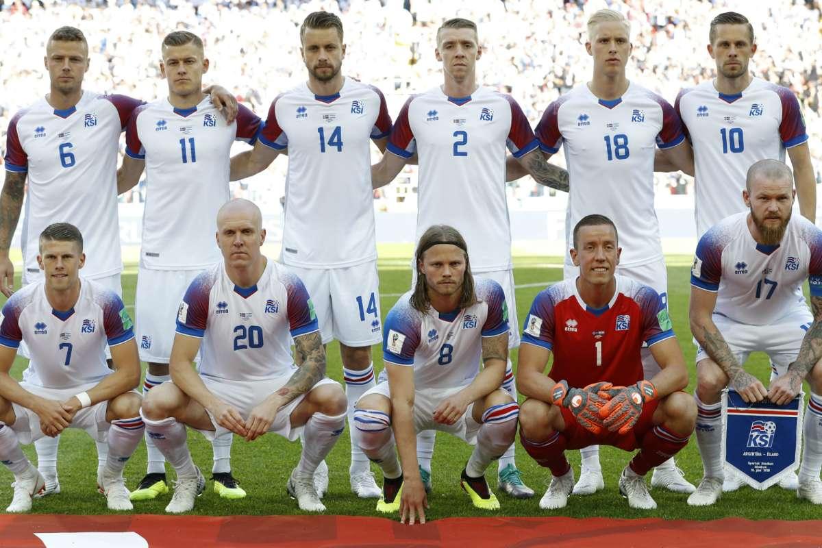Island Bei Der Wm 2018 Kader Spielplan Ergebnisse