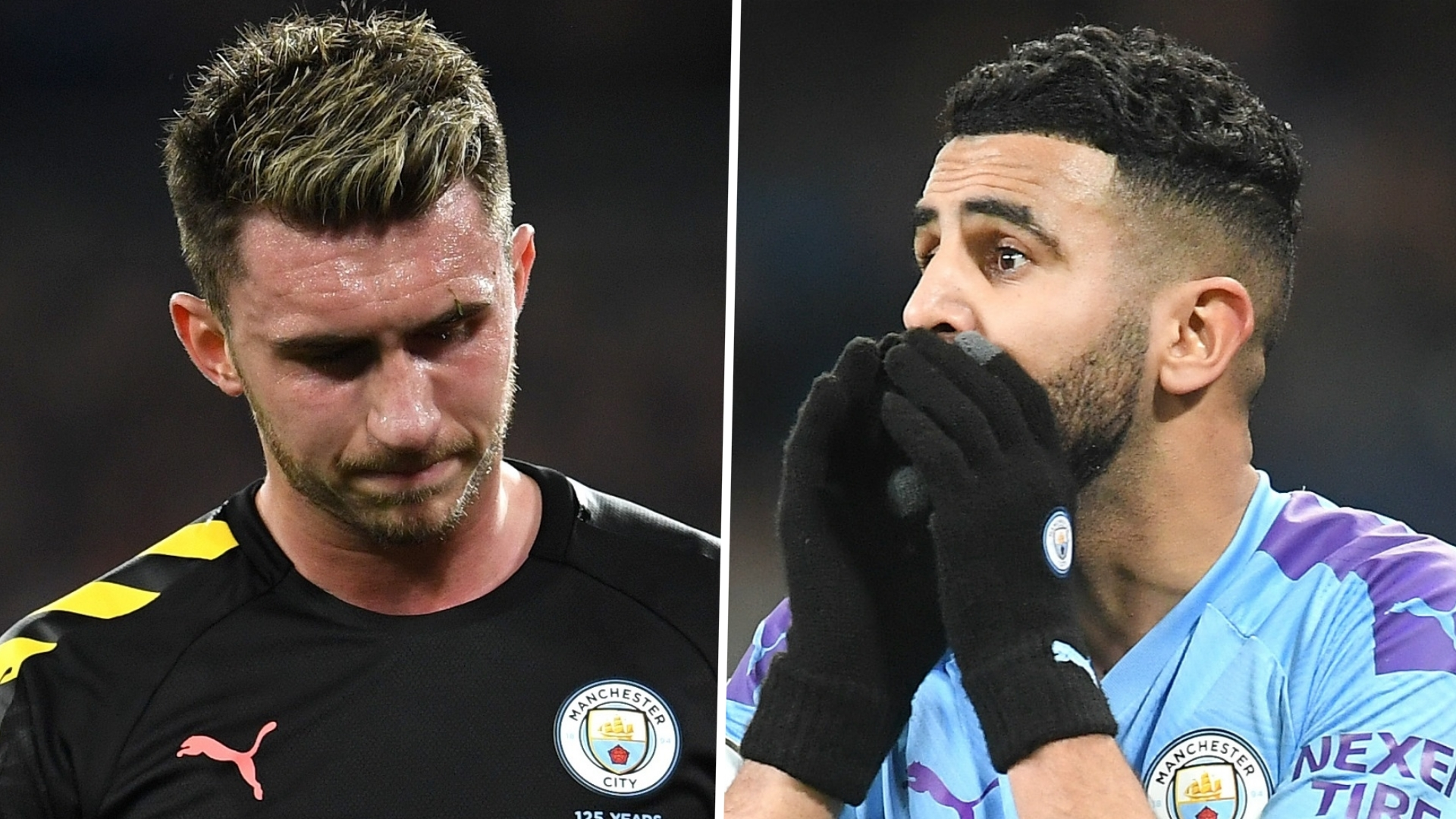 Mahrez and Laporte test positive for Covid-19