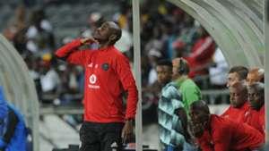 Kaizer Chiefs' thuggish behaviour can't be condoned – Orlando Pirates' Mokwena