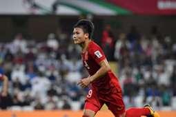 Quang Hải Việt Nam Yemen Asian Cup