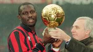 George Weah AC Milan