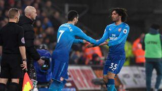 Henrikh Mkhitaryan Arsenal Premier League