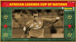 African Legends Cup of Nations: Aboutrika