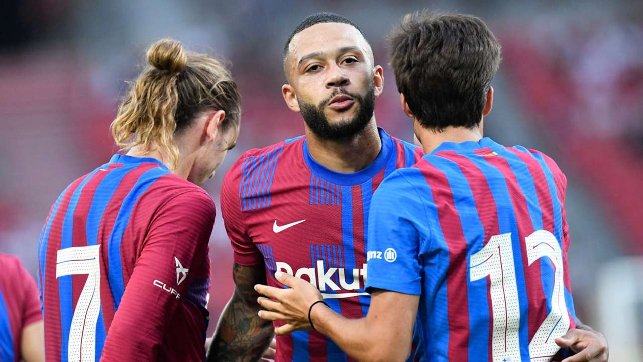 Memphis Depay Barcelona 2021-22