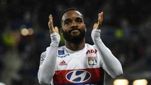 Alexandre Lacazette Lyon Ligue 1