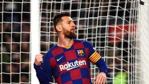 Lionel Messi FC Barcelona LaLiga 09112019
