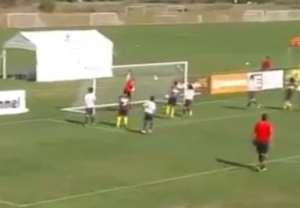 video gol olimpico gonzalo marquez juvenil boca