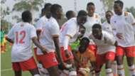 Uganda U-17 women vs Ethiopia.