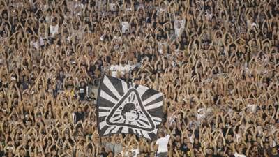 Partizan Belgrad Fans 05082015