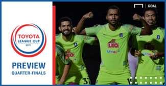 PREVIEW TOYOTA LEAGUE CUP : รอบ 8 ทีมสุดท้าย (วันที่ 24 กรกฎาคม 2019)