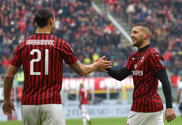 Milan-Juventus: Rebic attacca Higuain, Bernardeschi e Szczesny   Il retroscena