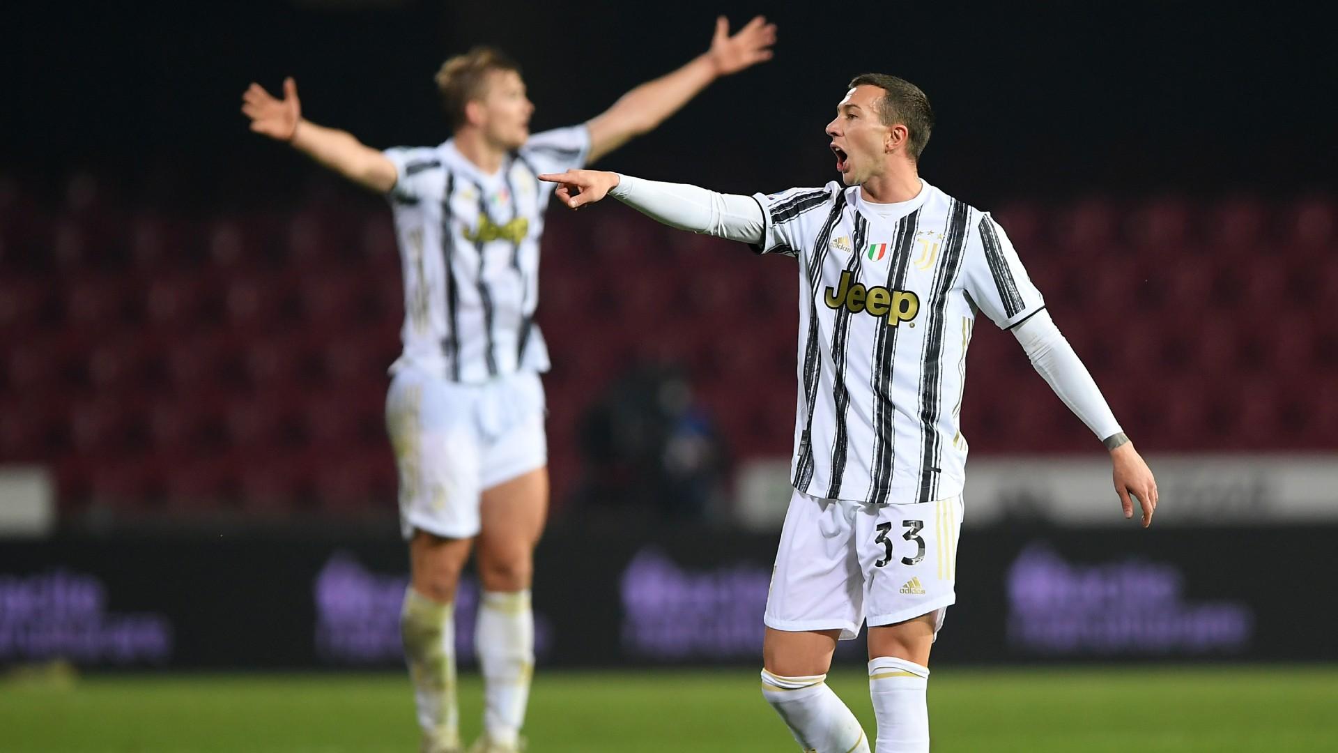 Conte verso il derby d'Italia: