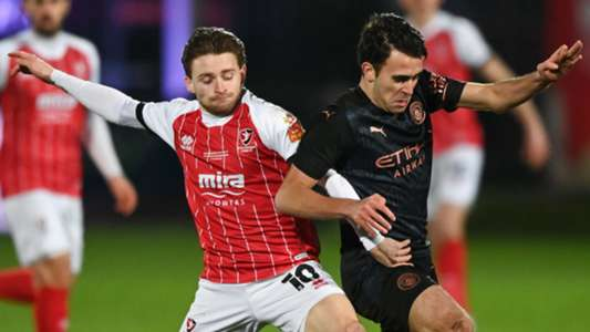 El resumen del Cheltenham vs. Manchester City de la cuarta ronda de la FA Cup 2020-2021: vídeo, goles y estadísticas | Goal.com