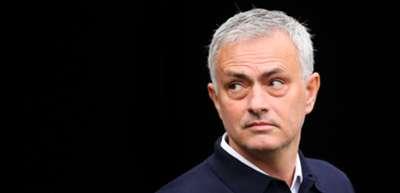 Jose Mourinho Spurs Coach