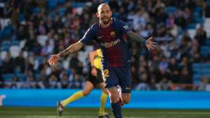Aleix Vidal Real Madrid Barcelona La Liga 12232017