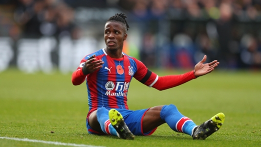 Zaha scoring run comes to an end in Crystal Palace defeat to Leicester City