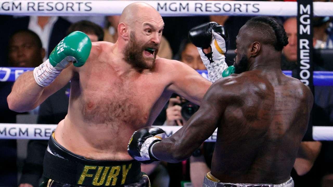 Tyson Fury Deontay Wilder 3 101021