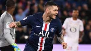 Mauro Icardi PSG Lille OSC Ligue 1 22112019