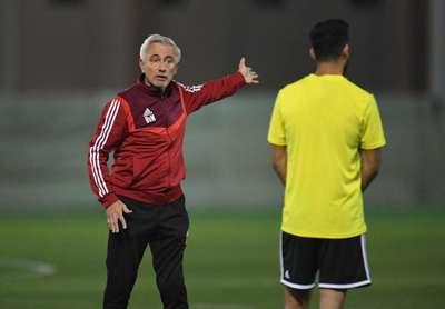Manager Bert van Marwijk