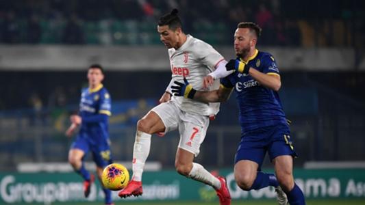 El resumen del Hellas Verona vs. Juventus, de la Serie A: vídeo, goles y estadísticas | Goal.com