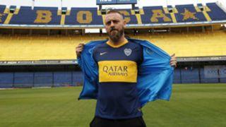 De Rossi Boca Juniors 2019