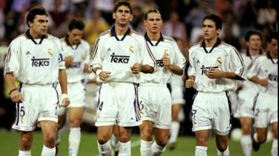 Fernando Hierro Real Madrid 1998