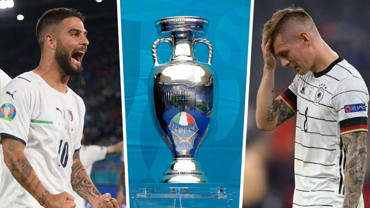 Lorenzo Insigne Toni Kroos Euro 2020 GFX