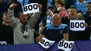 Manchester City fans uefa