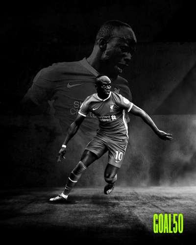 Sadio Mane Goal 50