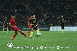 Akhyar Rashid, Malaysia U22, SEA Games, 21082017