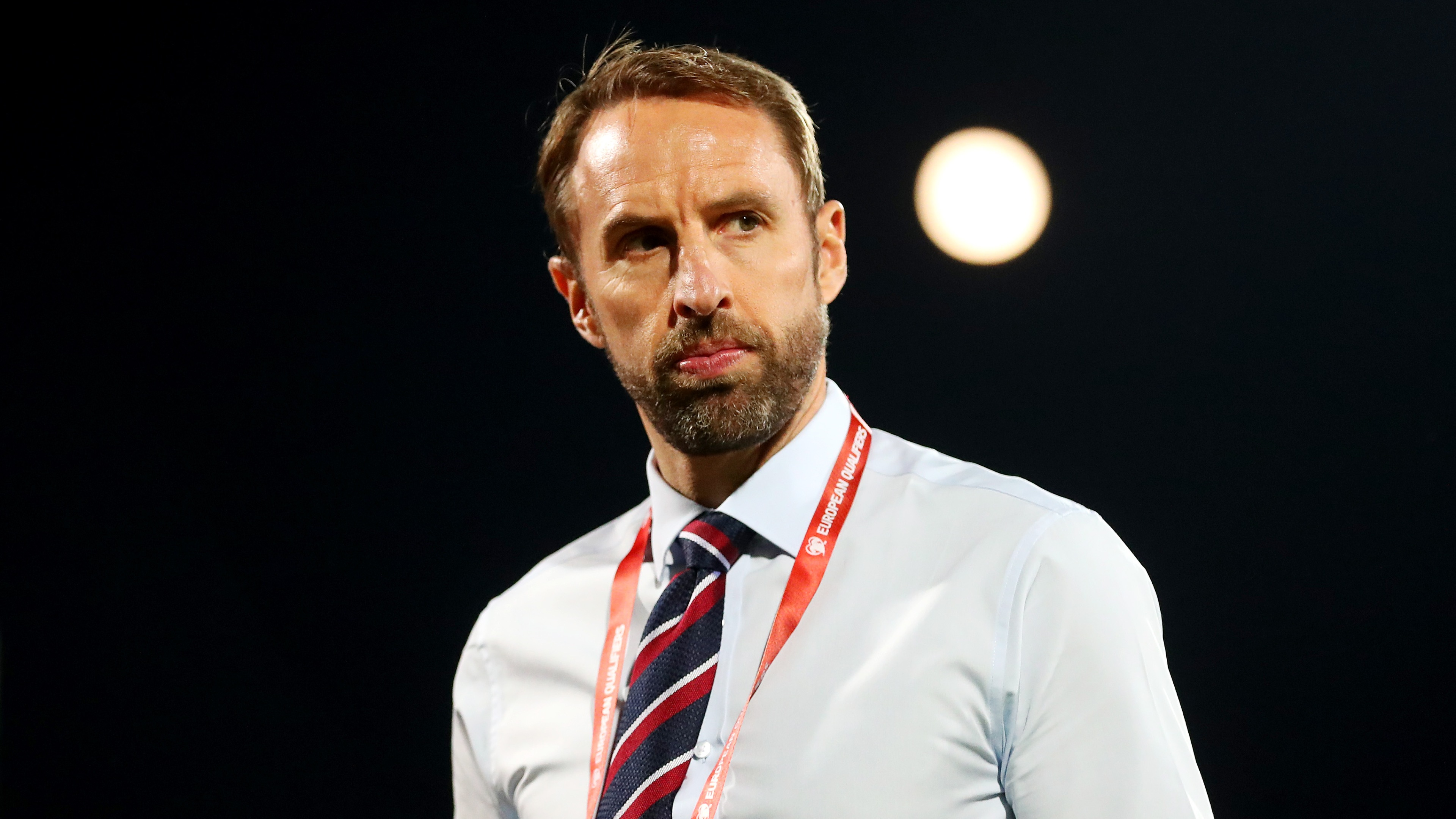 Neville identifies 'predictable' England's biggest flaw after UEFA Nations League home defeat to Denmark