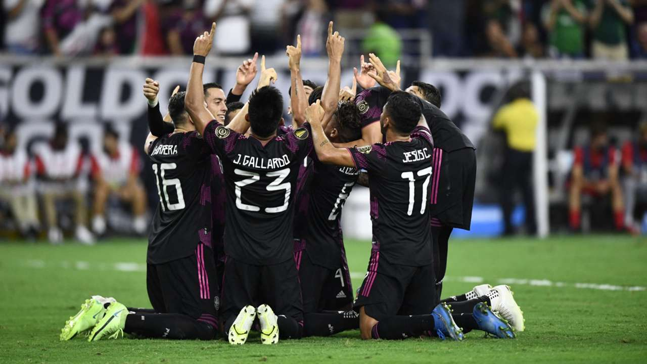Mexico Gold Cup Dos Santos 2021