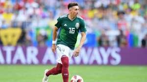 Héctor Herrera México Mundial