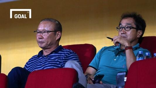 Dàn trợ lý người Hàn Quốc của HLV Park Hang-seo chưa gia hạn hợp đồng | Goal.com