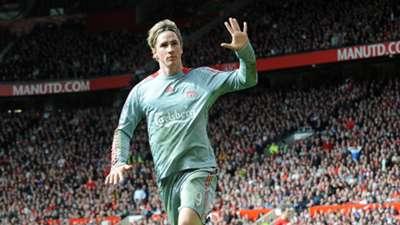 Fernando Torres Liverpool United