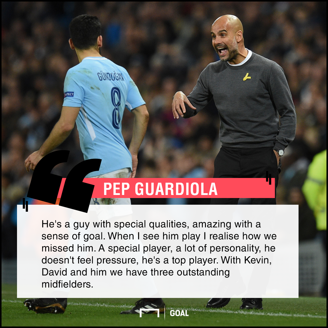Gundogan quote