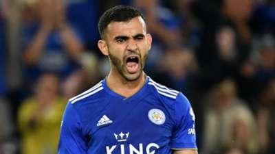 Rachid Ghezzal - Leicester City