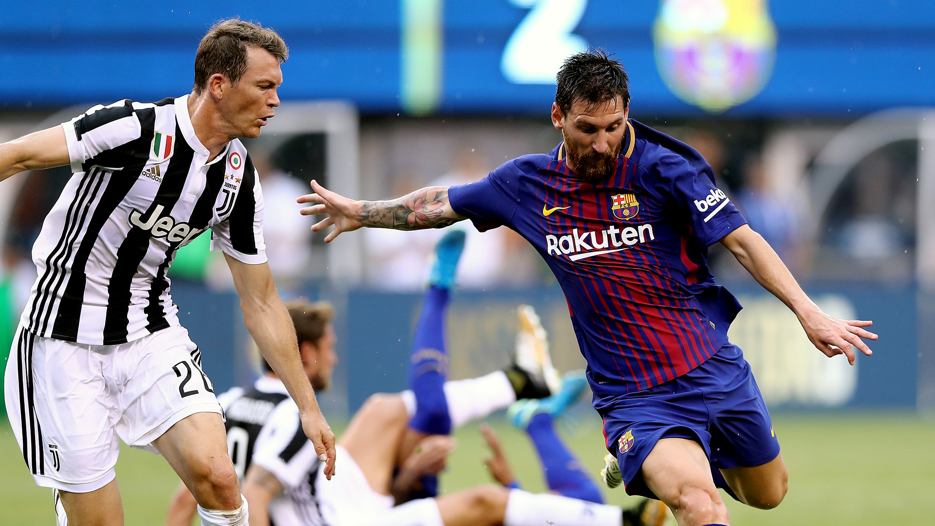 Champions League Draw Barcelona Face Juventus Rematch In Group Stage Goal Com