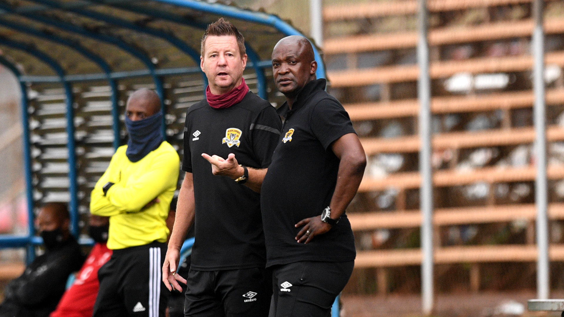 Black Leopards coach Kerr becomes latest PSL coaching casualty