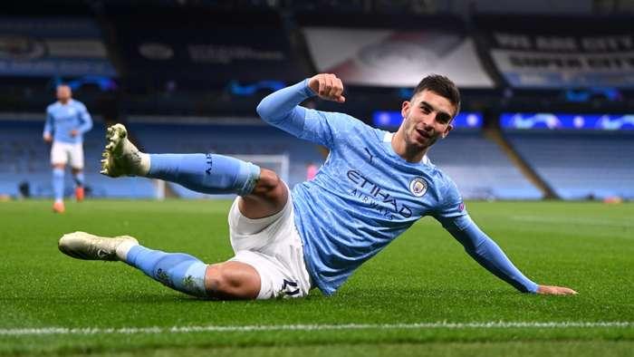 Ferran Torres Manchester City 2020