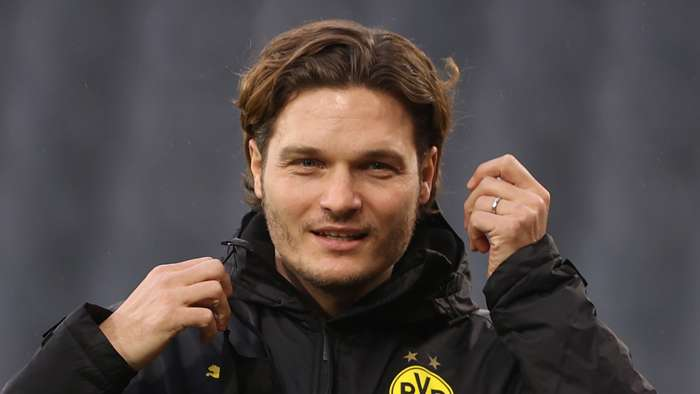 Edin Terzic Borussia Dortmund 2021