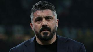 Gattuso Inter Napoli Italy Cup