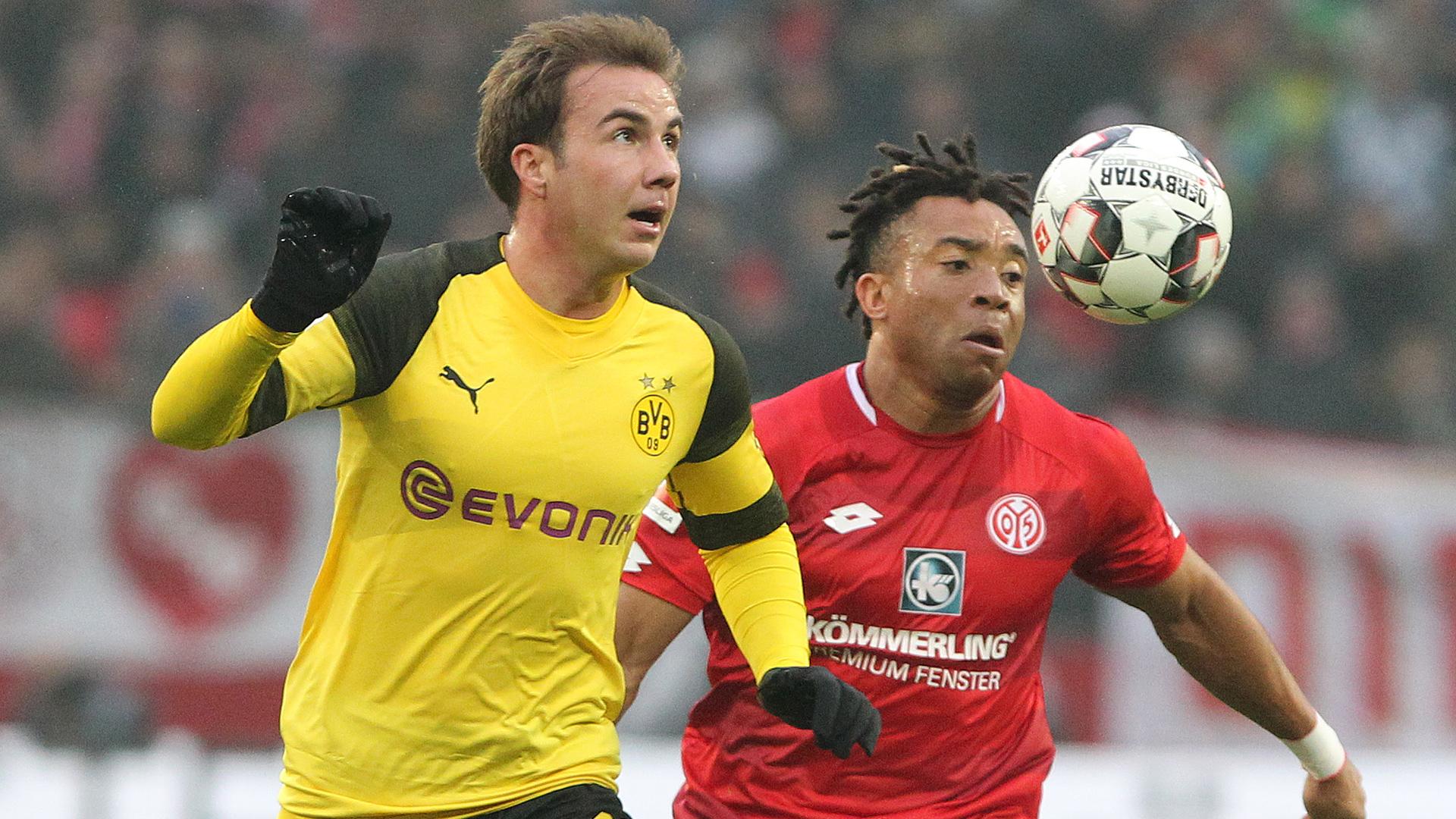 Dortmund Vs Mainz