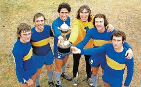 Boca Juniors Copa Libertadores 1977