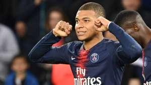 Kylian Mbappe Paris Saint-Germain 2019-02-23
