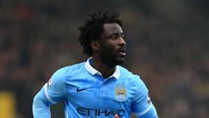 Wilfried Bony Manchester City