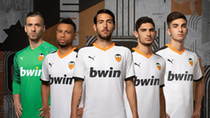 Valencia home kit 2019-20