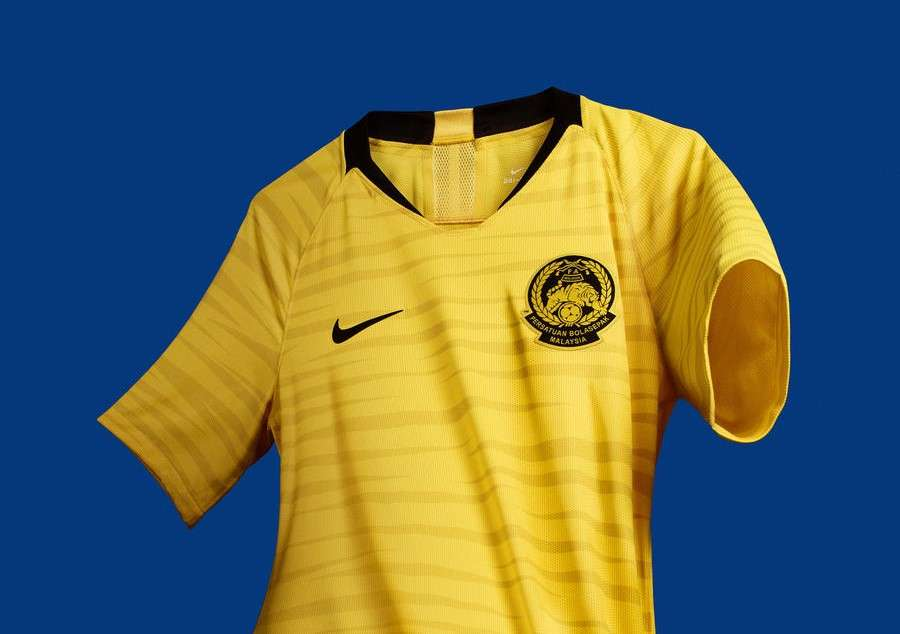 2018 Malaysia home kit