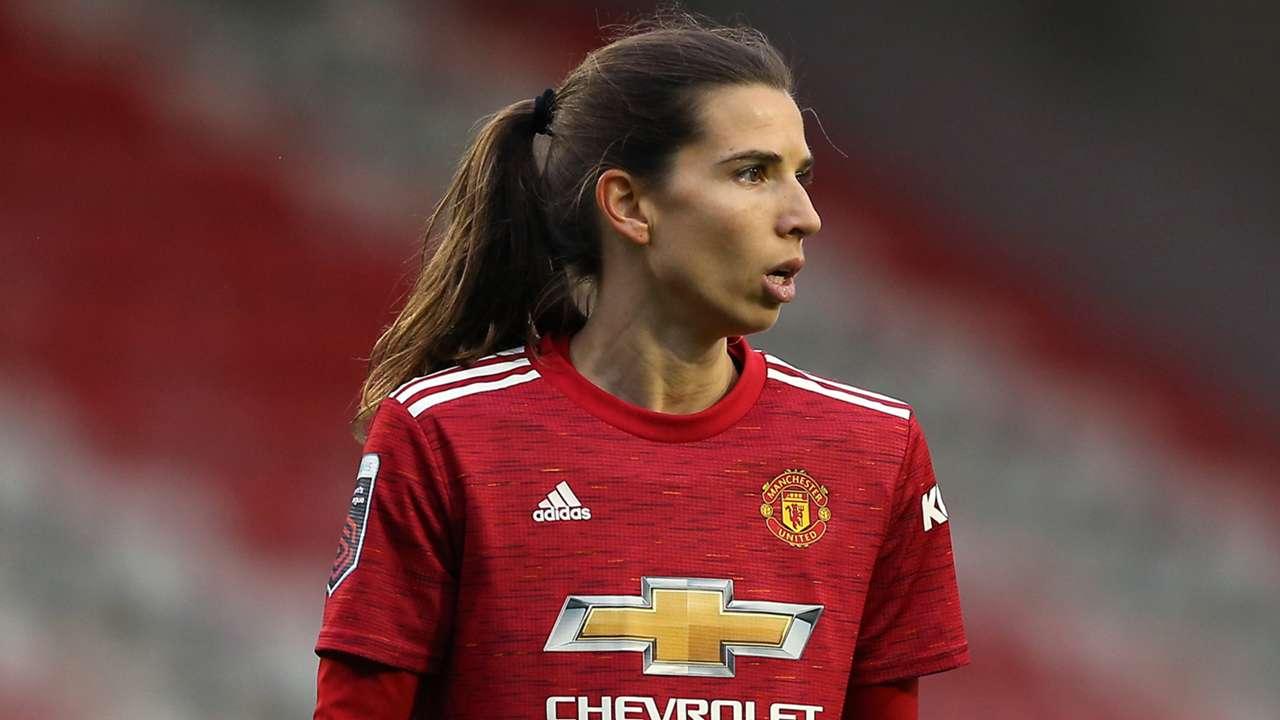 Tobin Heath Manchester United Women 2020-21